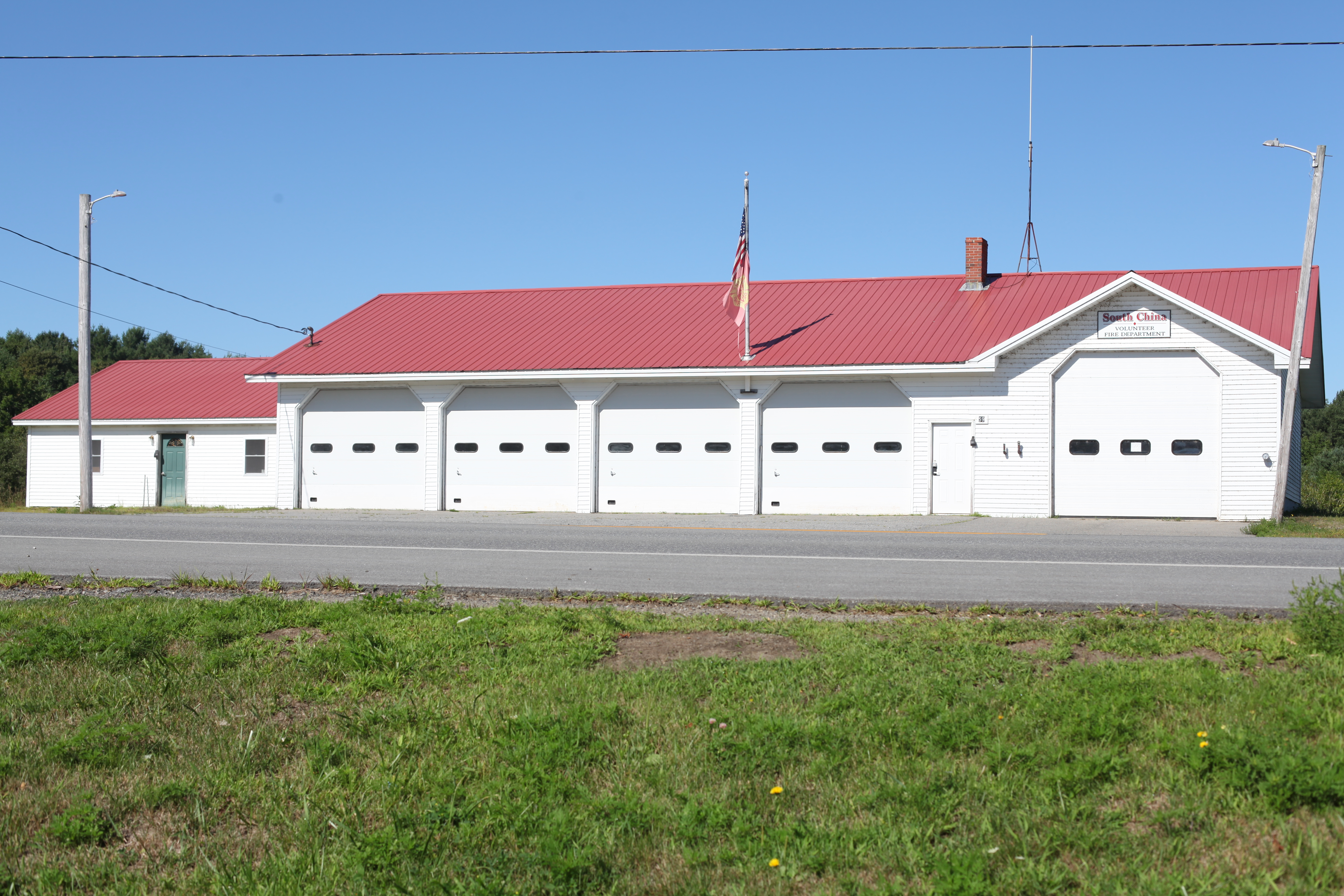 South China Fire Department - Town of China, Maine